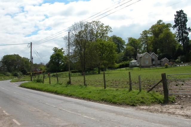 Turning to Buriton at Stanbridge Farm