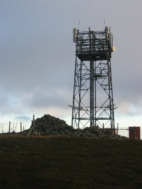 Mount Blair Mast