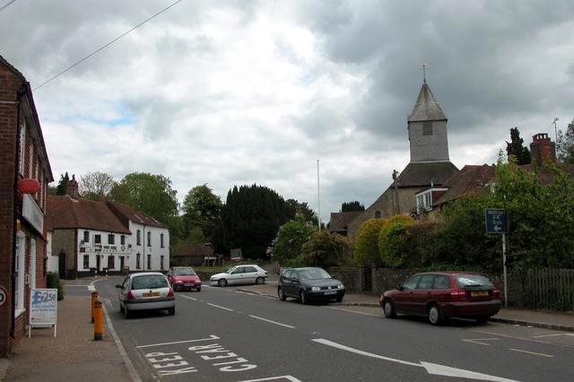 Rogate Village centre