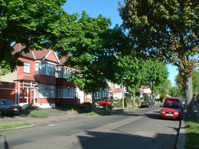 Park Drive, Grange Park