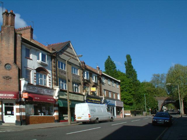 The Grangeway, Grange Park