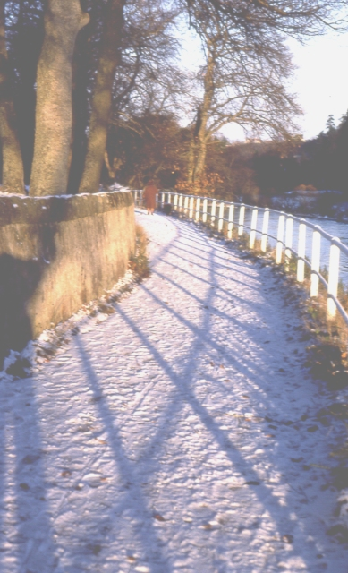 Footpath along River Ness