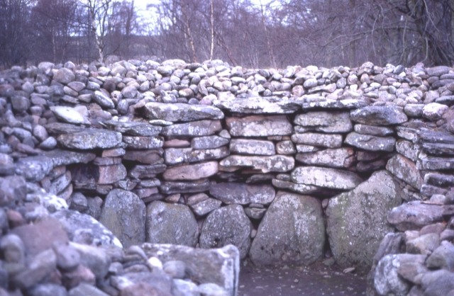 Clava Chambered Cairn
