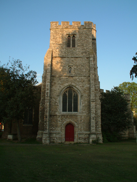 All Saints church, Edmonton