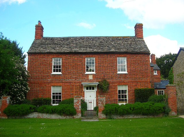 The Old Vicarage, West Hanney