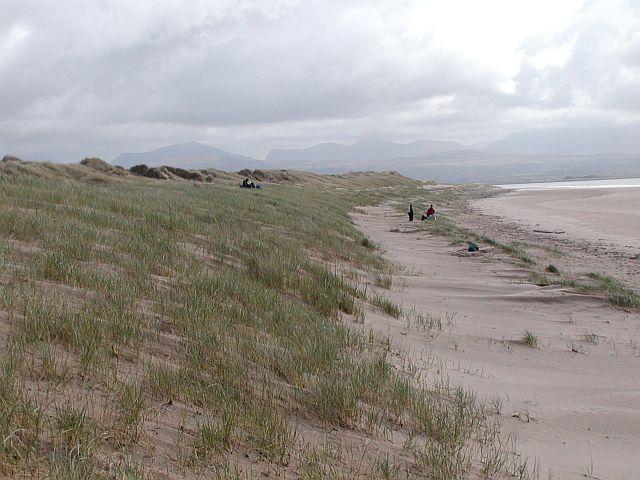 Aberffraw sand dunes, Anglesey