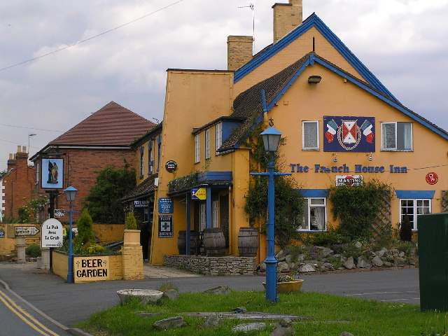 The French House Inn.
