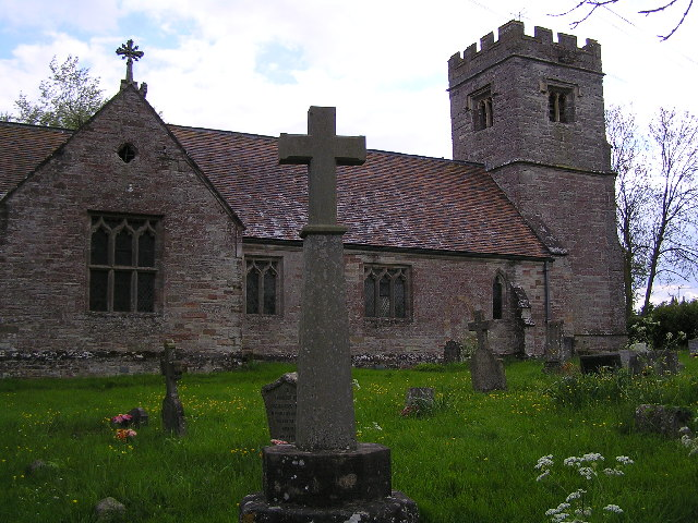 Flyford Flavell Church.
