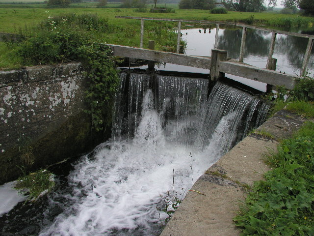 The Lock at Wansford