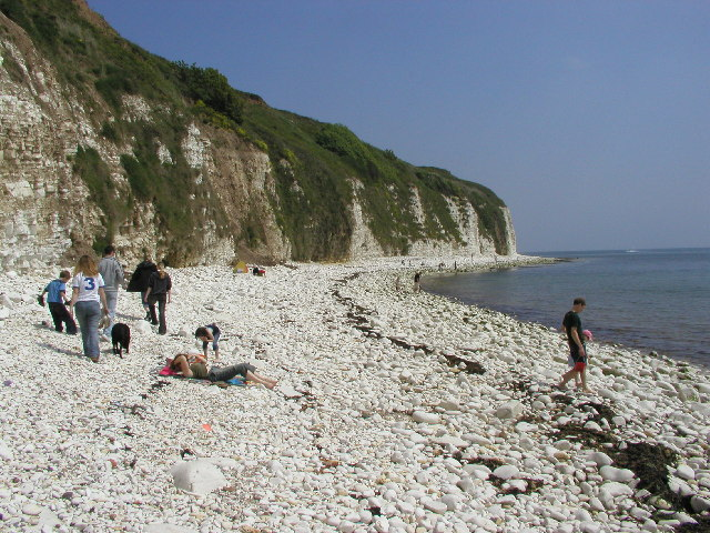 Where Dane's Dyke meets the North Sea
