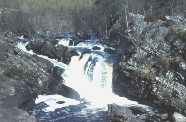 Falls of Rogie