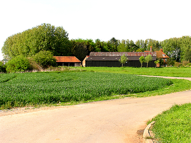Haw Farm Buildings