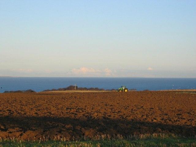 Ploughing, Craigencalt.