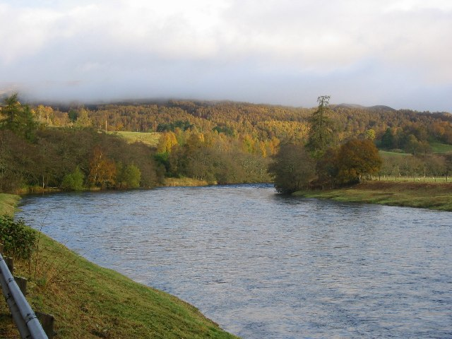 The Spey at Dalriach