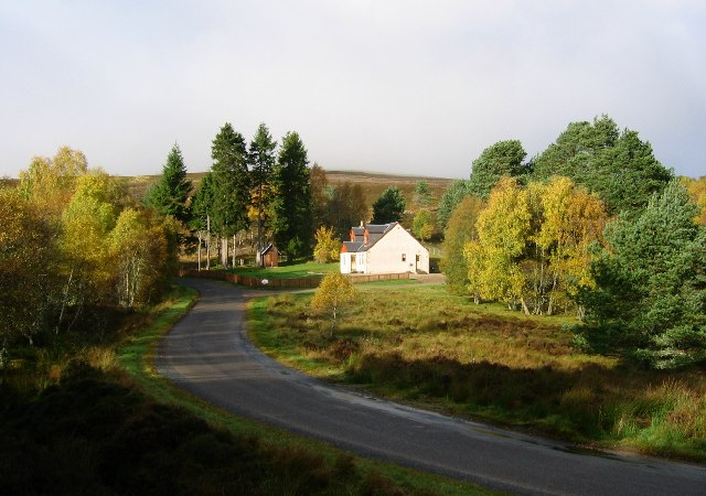 New House, Glen More.