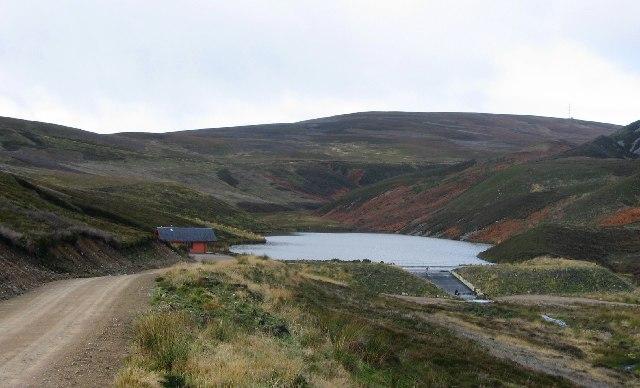Glenmore Loch.