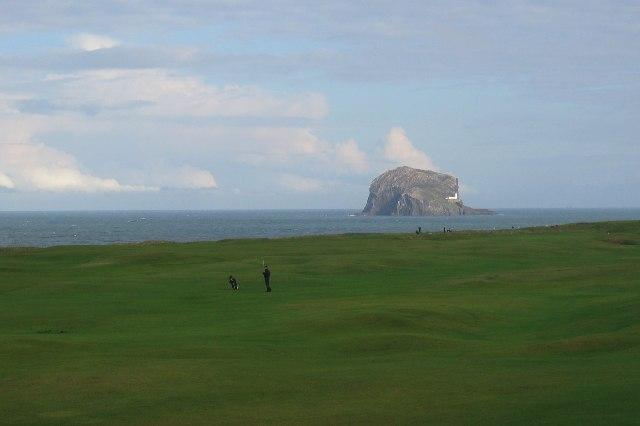 Golf, Rugged Knowes.