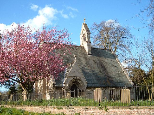 St Giles, Skelton