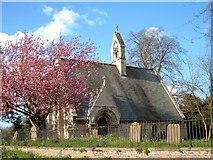 SE5656 : St Giles, Skelton by Alison Stamp