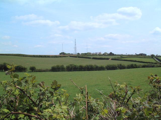 Radio Mast at Newton