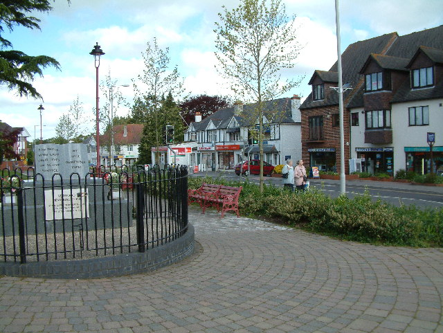 Verwood centre