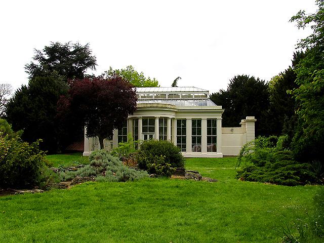 The Orangery: Gunnersbury Park