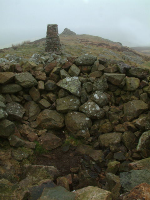 Summit of Binsey