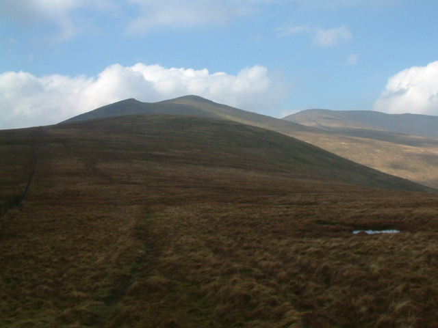 West from Lonscale Fell