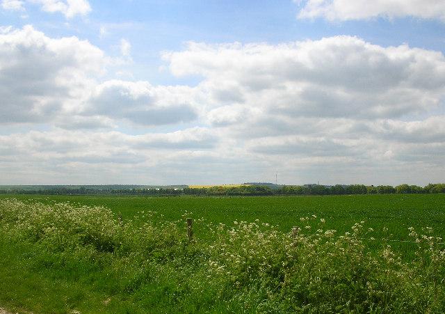 Harwell Field SW