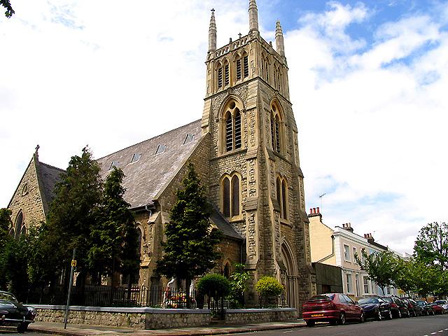St Andrews Polish RC Church