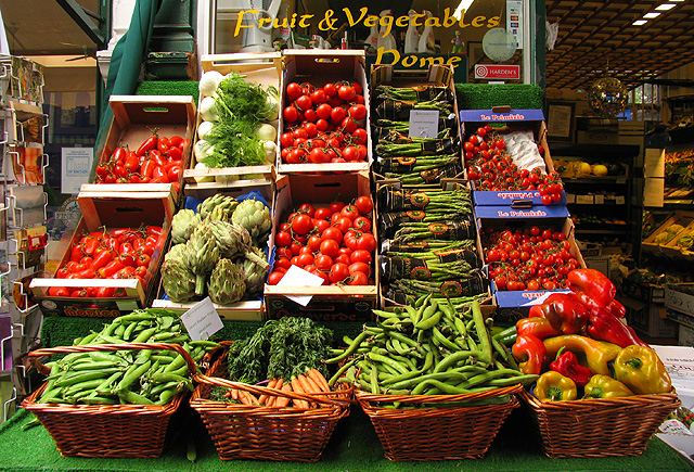 Fruit and Vegetables: Turnham Green
