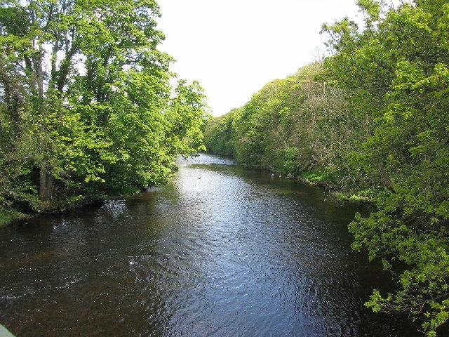 River Wharfe, Nr East Keswick