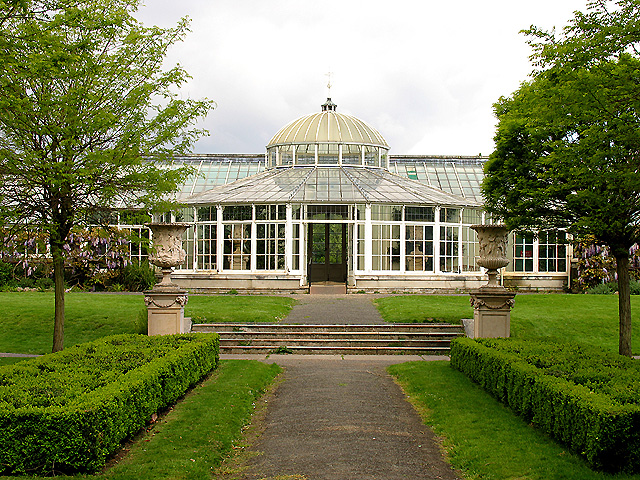 The Conservatory: Chiswick House