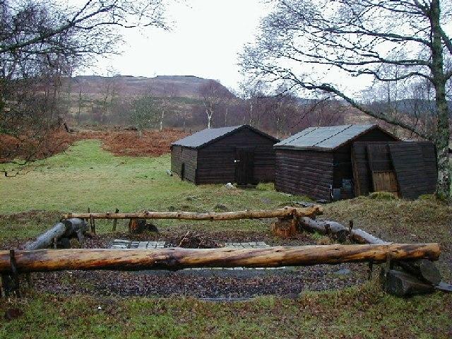 Craggan Scout Camp