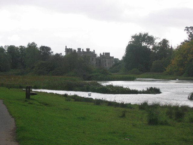 Duns Castle and Hen Poo