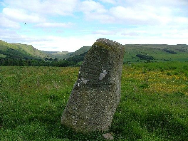 The Symbol Stone at Gleneagles