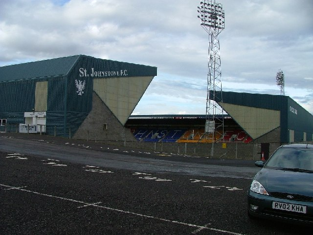 St Johnstone Football Club