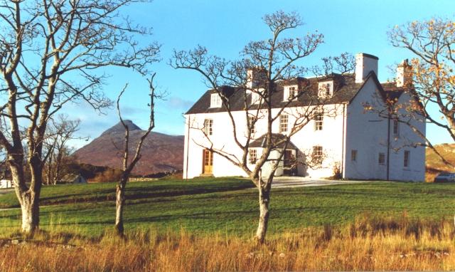 Inchnadamph Lodge