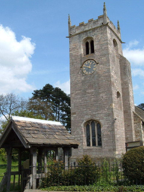 Long Marston Church
