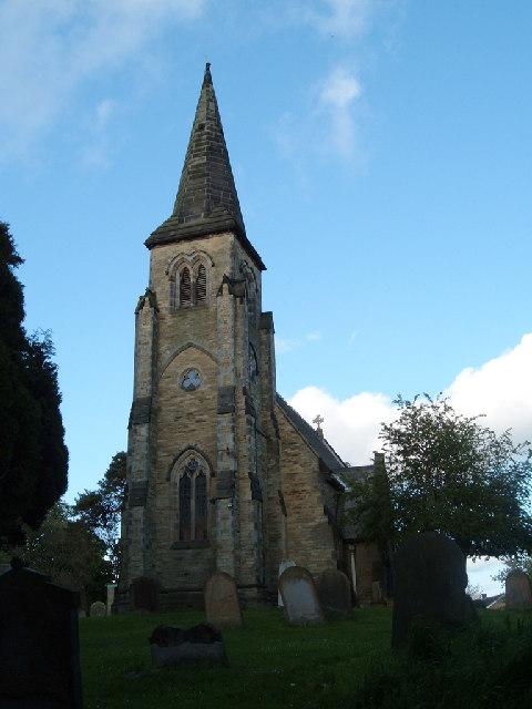 Strensall Church