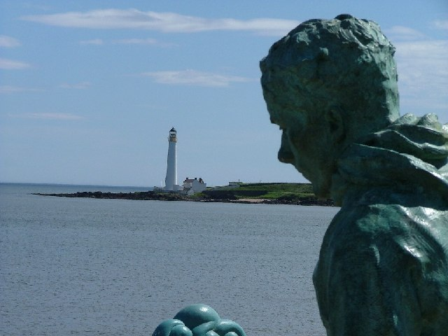 Statue & Lighthouse