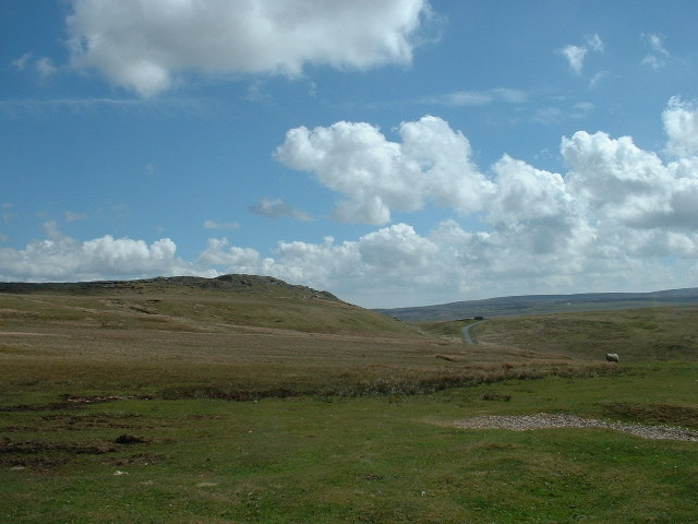 Point 522  Stainmore Forest