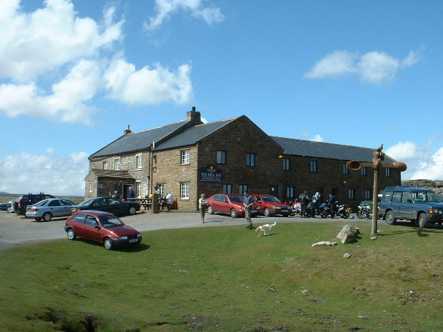 Tan Hill Inn, Yorkshire
