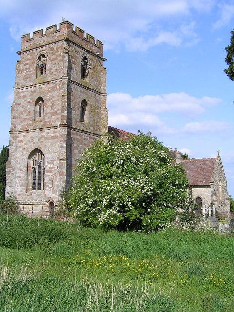 Crowle Church.