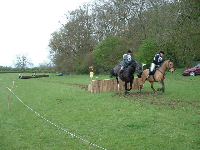Over the jumps