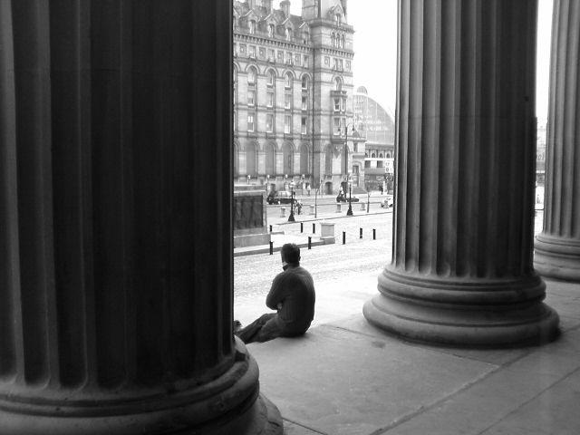 Through the Pillars