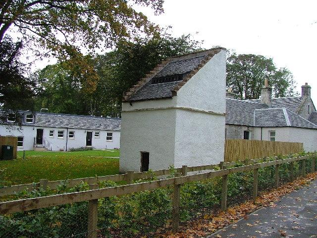 Doocote in Mastertown area Dunfermline