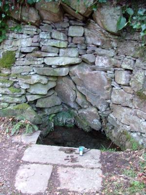St Fergus Well Glamis