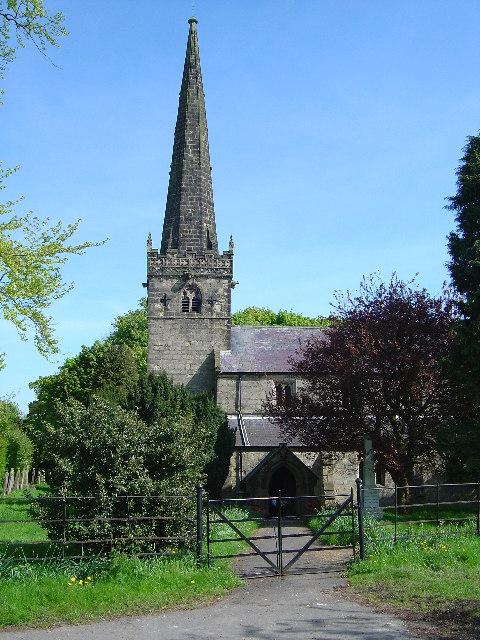 Huggate Church