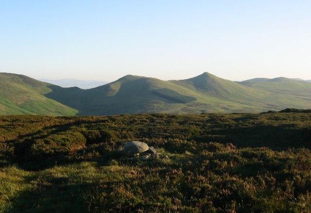 Summit of Black Hill